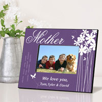 Bloomin' Butterfly Frame - Mother