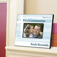 First Communion Frame - Celtic Blessings