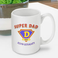Super Dad Coffee Mug (GC520)