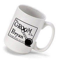 Groom to Be Coffee Mug