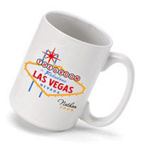 Vegas Wedding Party Coffee Mug (GC642)