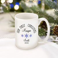 Our First Christmas Mug - Style 3 (GC665)