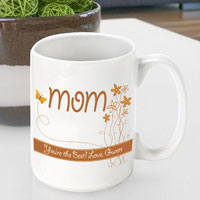 Mother's Day Coffee Mug - Breath of Spring