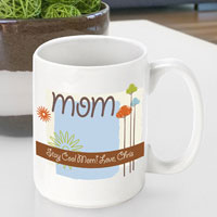 Mother�s Day Coffee Mug - Natures Song (GC786)