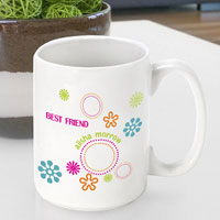 Groovy Coffee Mug (GC789)