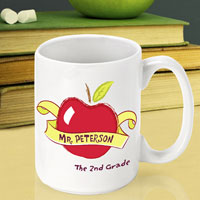 Teacher Coffee Mug - Big Apple (GC791)