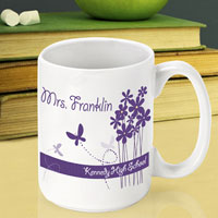 Teacher Coffee Mug - Bloomin (GC791)