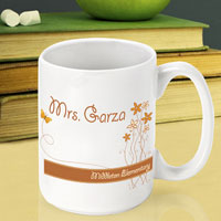 Teacher Coffee Mug - Breath of Spring (GC791)