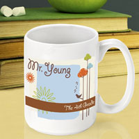 Teacher Coffee Mug - Natures Song (GC791)