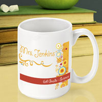 Teacher Coffee Mug - Sunshine (GC791)