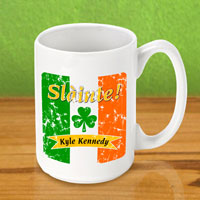Irish Coffee Mugs - Pride Irish