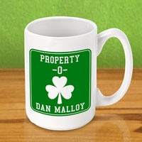 Irish Coffee Mugs - Property O (GC862)