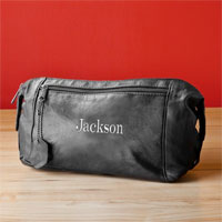 Personalized Embroidered Travel Kit