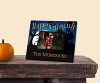 Personalized Halloween Picture Frames - Halloween