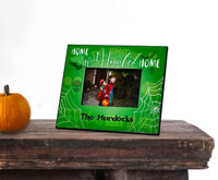 Personalized Halloween Picture Frames - HauntedHome