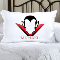 Personalized Halloween Pillowcases - Dracula