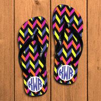 e835b6659 Paper So Pretty - Personalized Flip Flops  More Than Paper