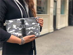 Luxe Bags by Quilted Koala (Personalized Clutch)