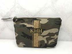 Luxe Bags by Quilted Koala (Personalized Camo Makeup)
