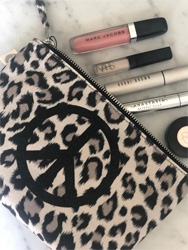Luxe Bags by Quilted Koala (Create-Your-Own Leopard Makeup)