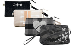 Luxe Bags by Quilted Koala (Create-Your-Own Mini Luxe Clutch)