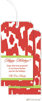 Little Lamb Design - Hanging Gift Tags (Ikat)
