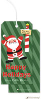 Little Lamb Design - Hanging Gift Tags (Santa)
