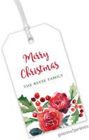 PicMe Prints - Hanging Gift Tags (Roses & Holly)