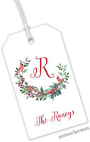 PicMe Prints - Hanging Gift Tags (Cardinals & Holly)