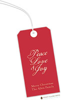 Stacy Claire Boyd - Hanging Gift Tags (Simply Red)