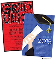 Graduation Invitations & Moving Cards