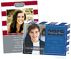 Graduation - Photo Announcements