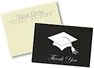 Graduation Stationery