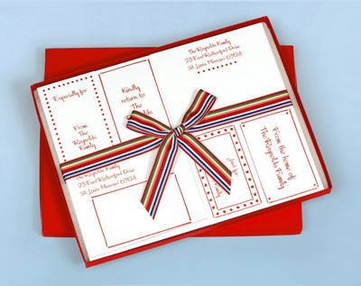 Great Gifts by Chatsworth - Labels Galore (GP149)