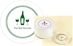 Great Gifts by Chatsworth - Wine Bottle Coasters