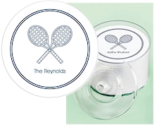 Great Gifts by Chatsworth - Tennis Coasters