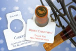 Great Gifts by Chatsworth - Holiday Bottle Tags