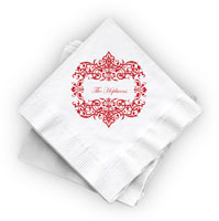 Great Gifts by Chatsworth - Cocktail Napkins (Damask)