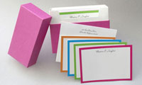 Great Gifts by Chatsworth - Stationery Set (Bright Borders)