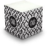 Great Gifts by Chatsworth - Decorative Memo Cubes/Sticky Notes (Damask)
