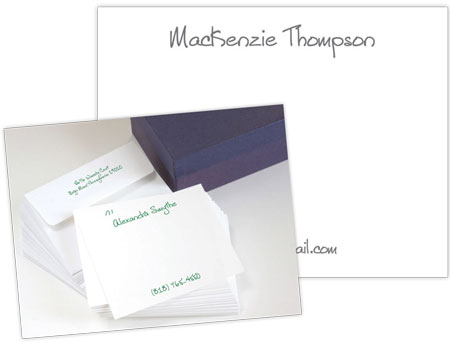 Great Gifts by Chatsworth - Lively Note Cards (BG)