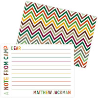 Great Gifts by Chatsworth - Flat Cards (Rustic Chevron)