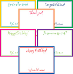 Great Gifts by Chatsworth - Celebration Note Card Set (BG)