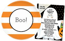 Halloween/Fall - Invitations & Accessories