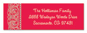 Picture Perfect - Holiday Address Labels (DH10AM-6RL)