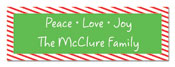 Picture Perfect - Holiday Address Labels (DH10PP-37RL)
