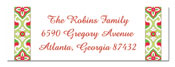Picture Perfect - Holiday Address Labels (DH10PP-40RL) (DH10PP-40RL)