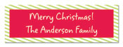Picture Perfect - Holiday Address Labels (DH10PP-54RL)