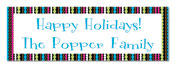 Picture Perfect - Holiday Address Labels (DH10PP-72RL) (DH10PP-72RL)