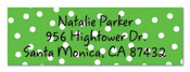 Picture Perfect - Holiday Address Labels (DH10TB-20RL) (DH10TB-20RL)